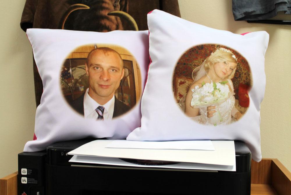 Печать на подушках в Йошкар-Оле